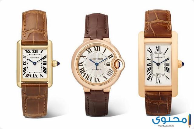 ساعات Cartier
