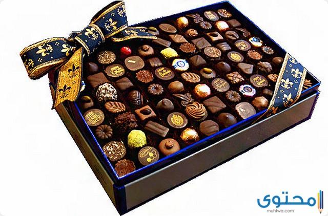 أسماء افضل أنواع الشوكولاتة في العالم 2021 موقع محتوى