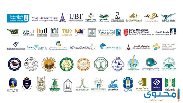 اسماء الجامعات في السعودية 1442
