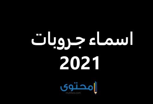 اجمل اسماء جروبات للفيس بوك 2021 اسم جروب للفيسبوك موقع محتوى