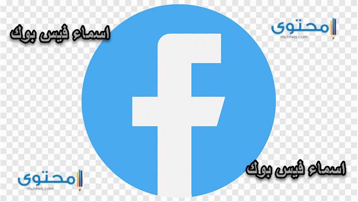 اسماء فيس بوك جديدة