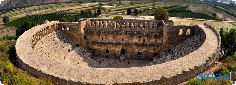 مسرح اسبندوس