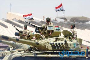 أشعار وخواطر عن الجيش العراقي الحبيب