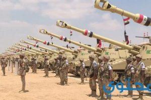 أشعار وكلمات عن الجيش المصري