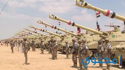أشعار وكلمات عن الجيش المصري موقع محتوى