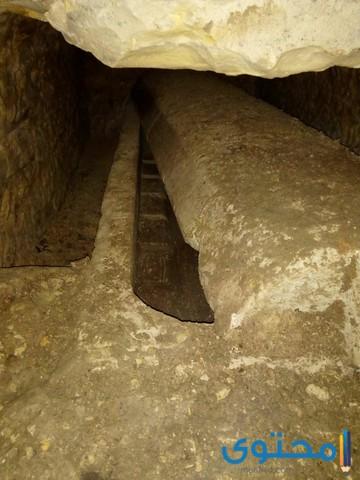 اسقف المقابر الفرعونية