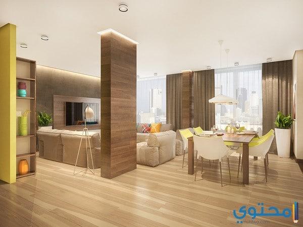 Decorative Wood Columns Interior