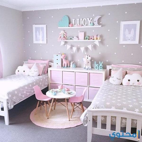 أحدث تصاميم غرف نوم ايكيا للبنات