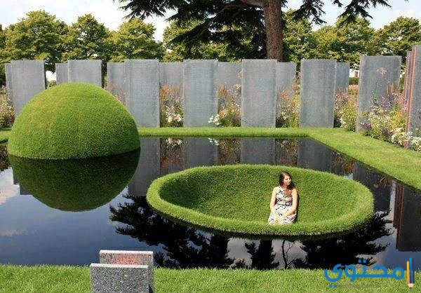 تصاميم حدائق منزلية عراقية Qut Blog