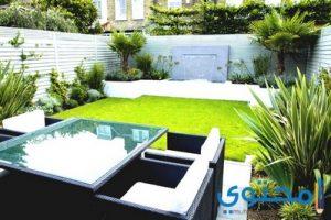 أشكال وتصاميم حدائق منزلية 2018