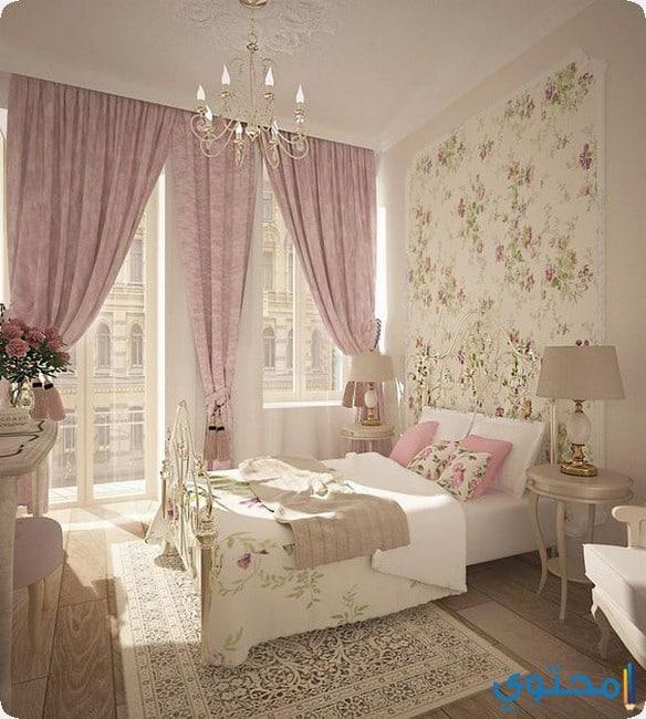 ستائر غرف نوم للعرائس