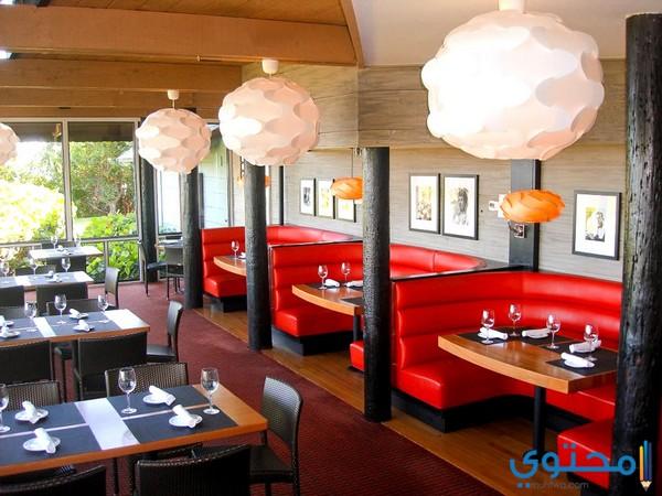 ديكورات مطاعم حديثة