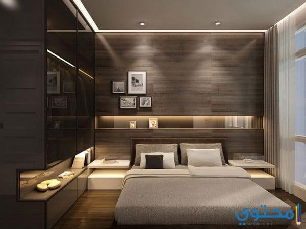 أحدث ديكورات غرف النوم المودرن