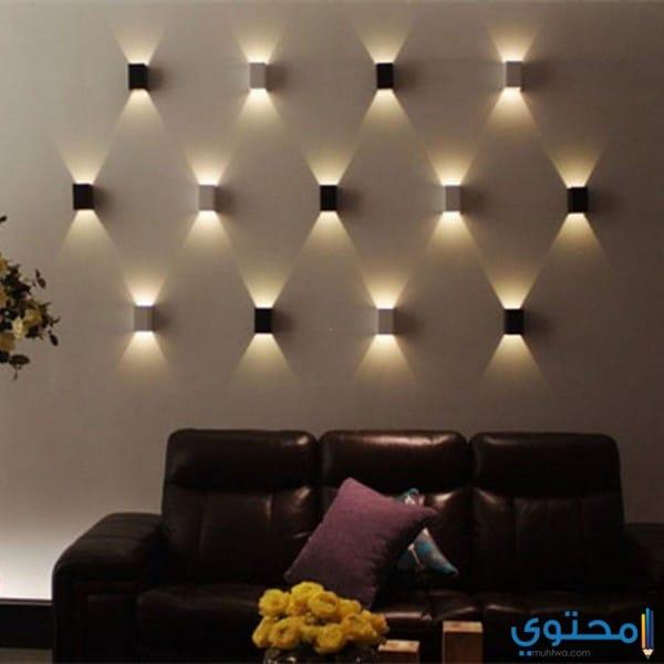 إضاءة منزلية حديثة