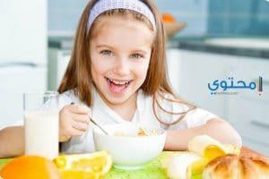 الغذاء الصحي للأطفال والرضع