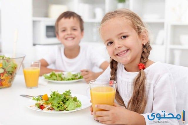 أطعمة لزيادة ذكاء الطفل