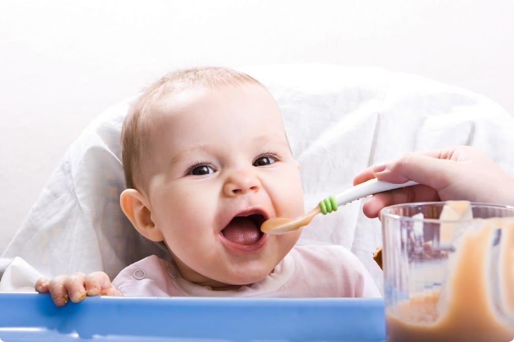 غذاء طفلك