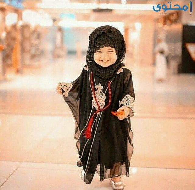 صور بنات محجبات 2019 اطفال