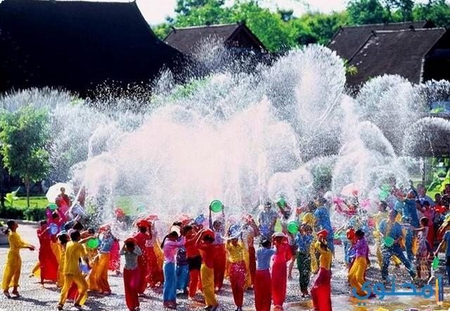 مهرجان المياه