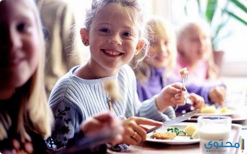 وصفات للوجبات المدرسية