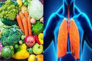 أغذية تحافظ على صحة الجهاز التنفسي