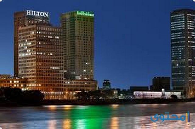 فندق هيلتون القاهرة