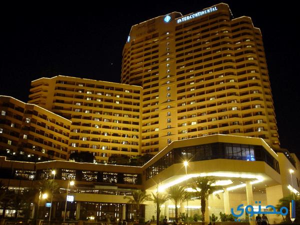 فندق سميراميس إنتركونتيننتال