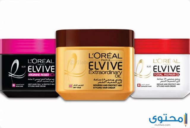 افضل انواع كريمات الشعر