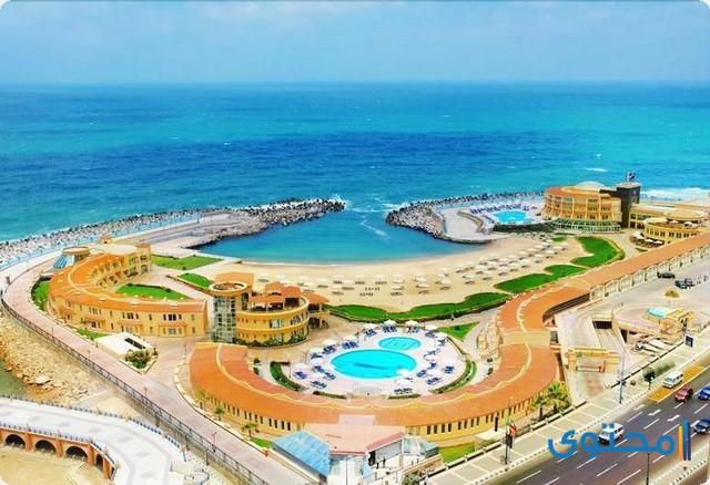 فندق ازور الاسكندرية