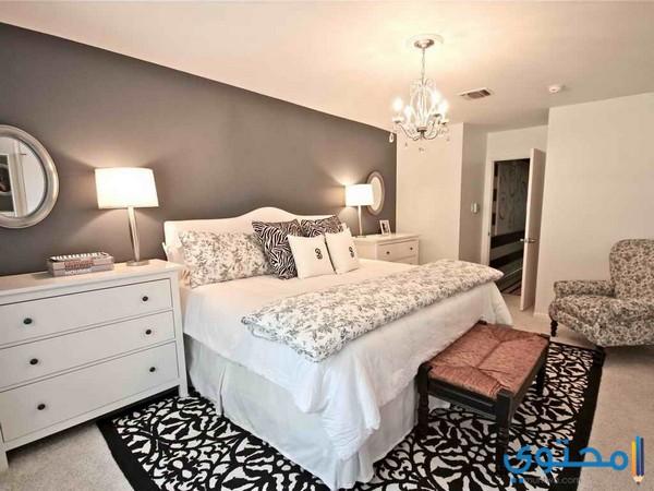 أفكار ترتيب غرف نوم المتزوجين حديثاً موقع محتوى