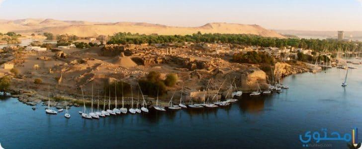 تعرف على اجمل جزر مصر السياحية بالصور
