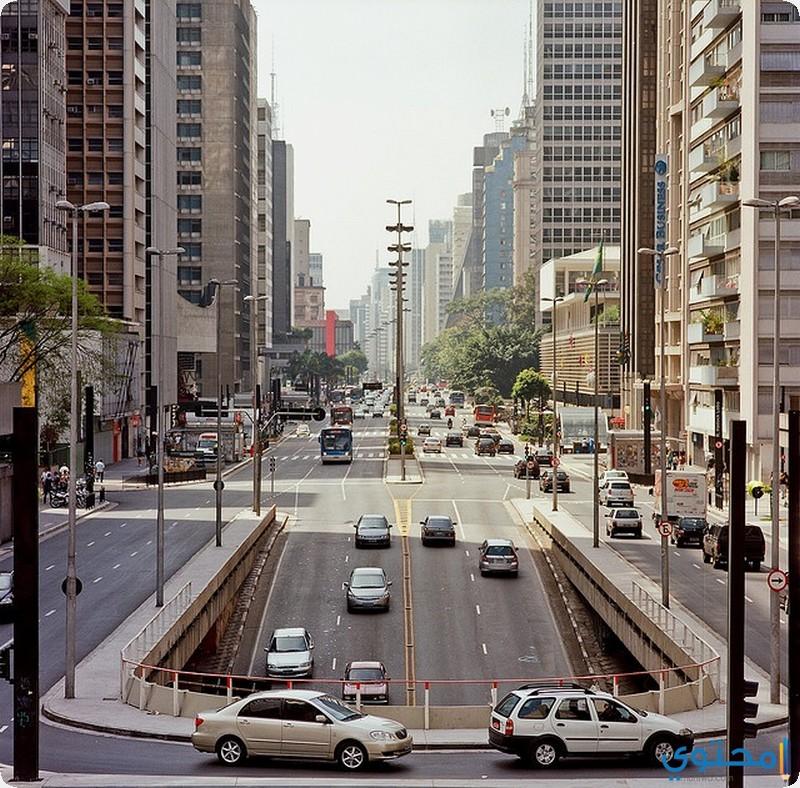شارع أفينيدا باوليستا