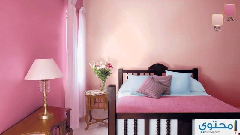 ألوان دهانات الحوائط
