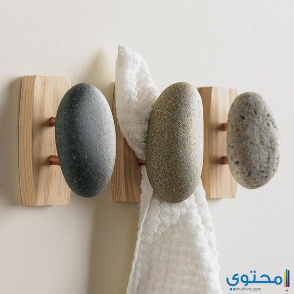 إكسسوارات حمام بسيطة