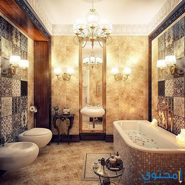 إكسسوارات حمامات للعروس