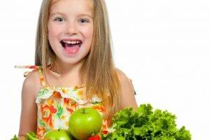 أكلات صحية للاطفال
