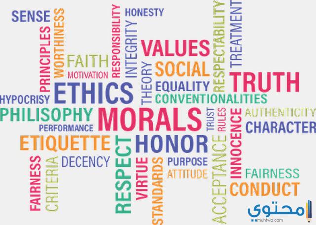 أهمية الأخلاق