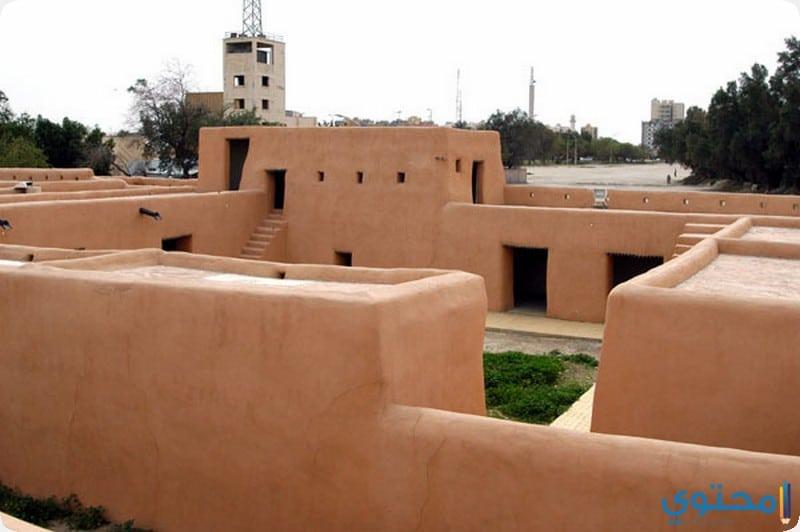القصر الأحمر في الكويت