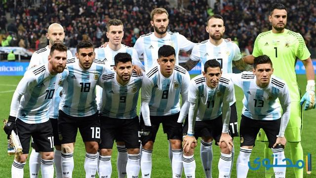 مشوار الأرجنتين في كأس العالم