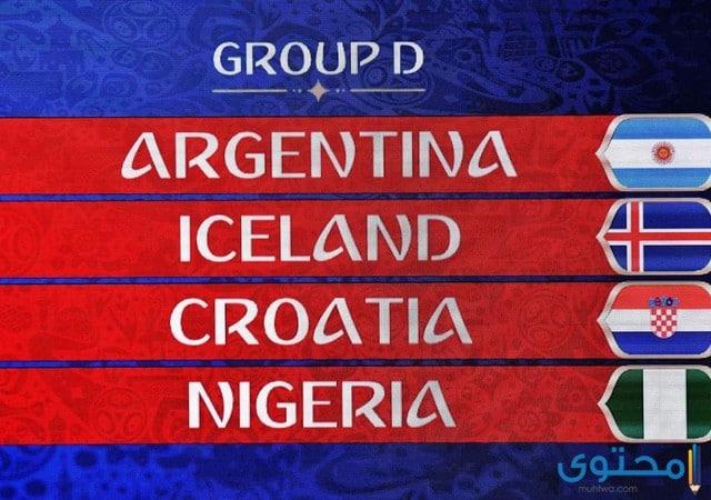 مشوار ايسلندا في كأس العالم 2018