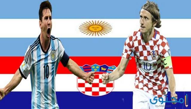 استعدادت الأرجنتين لمونديال روسيا 2018