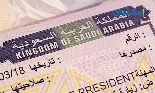 الاستعلام عن تأشيرة صادرة من وزارة العمل