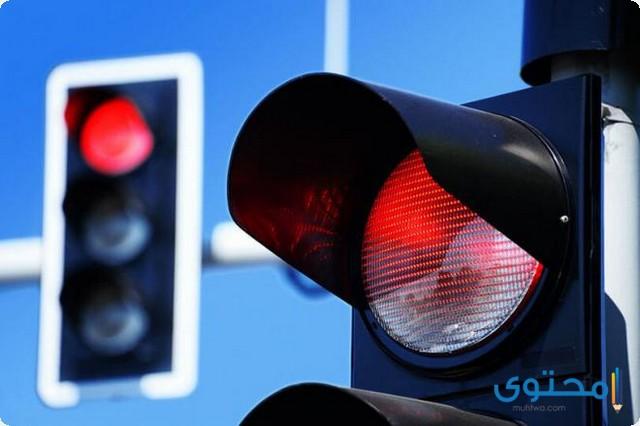 معرفة مخالفات المرور