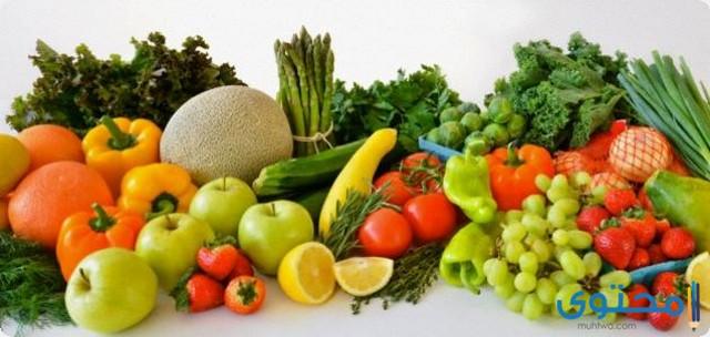موضوع عن الاطعمة الطازجة وفوائدها في 10 اسطر موقع محتوى