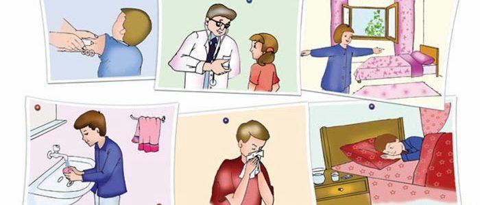بحث عن الأمراض المعدية