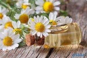 الفوائد العلاجية لنبات البابونج (الأقحوان)