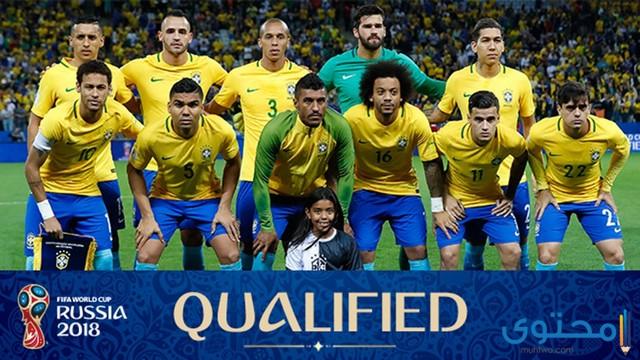انجازات البرازيل في كأس العالم
