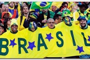 أغلفة وصور منتخب البرازيل للفيس بوك وتويتر