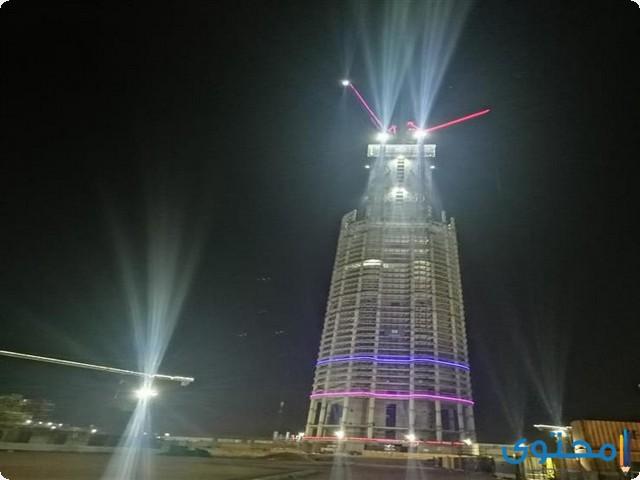 البرج الأيقوني