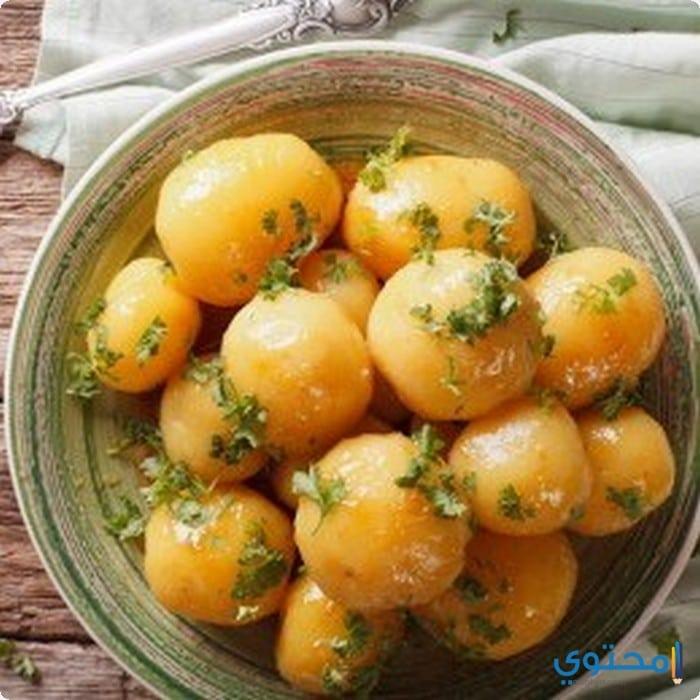 البطاطس بالمسالا